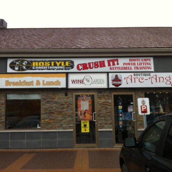 hostyle conditioning and fitness warehouse orléans on
